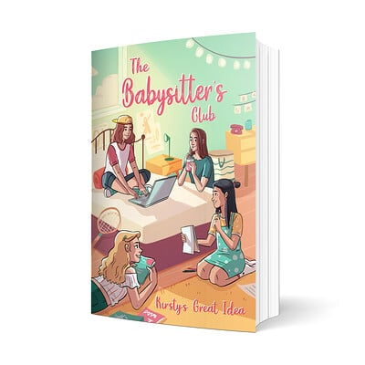 Baby Sitter's Club - Cover Pitch