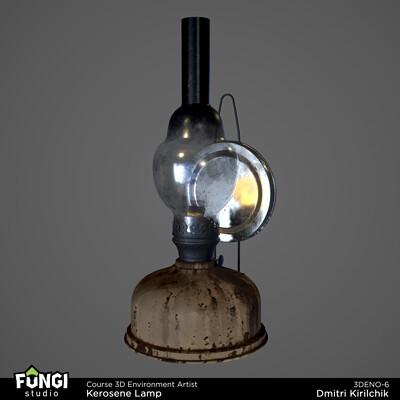 Dmitri k fungi artwork kerosenelamp 1