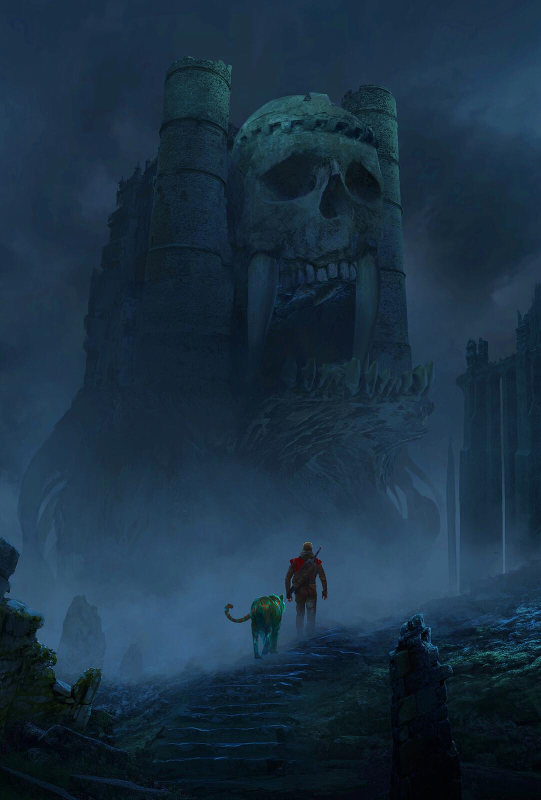 Masters Of the Universe  - Grayskull