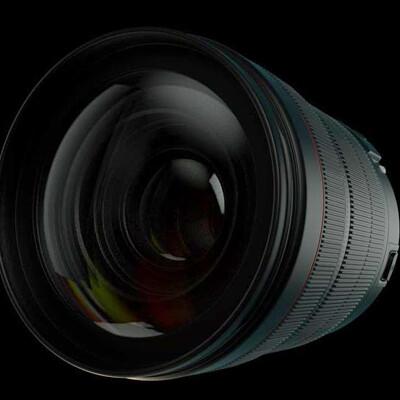 Canon T2I Lens