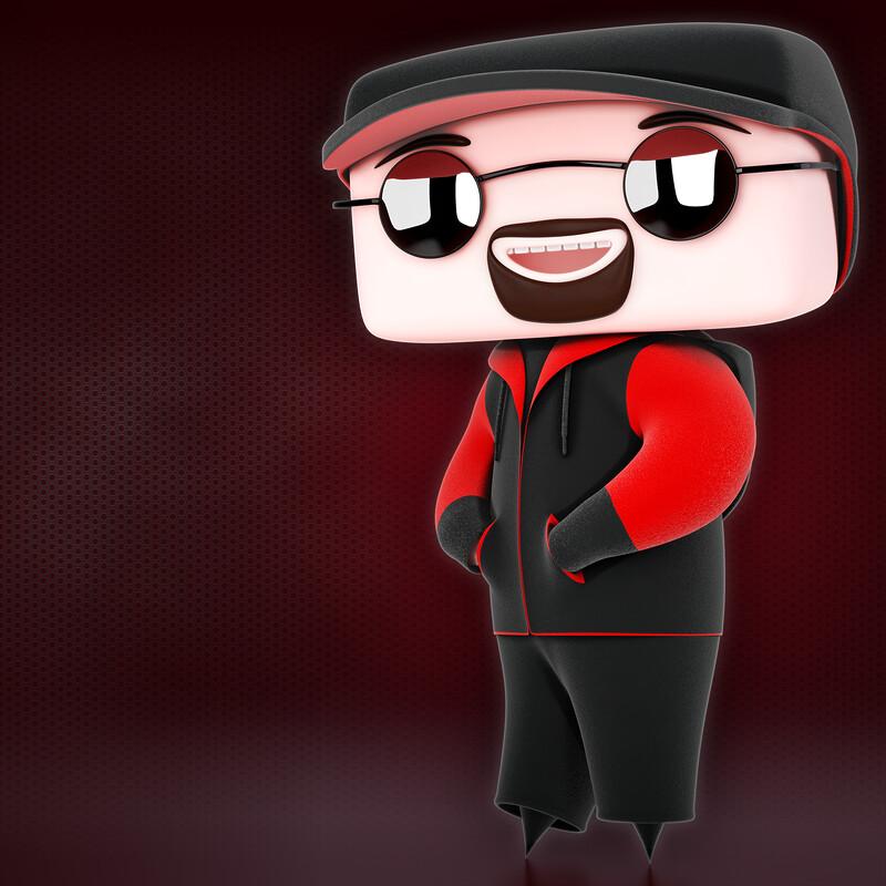 My avatar / self portrait