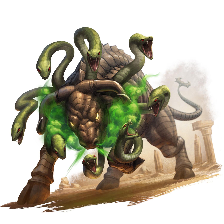Thessal-gorgon