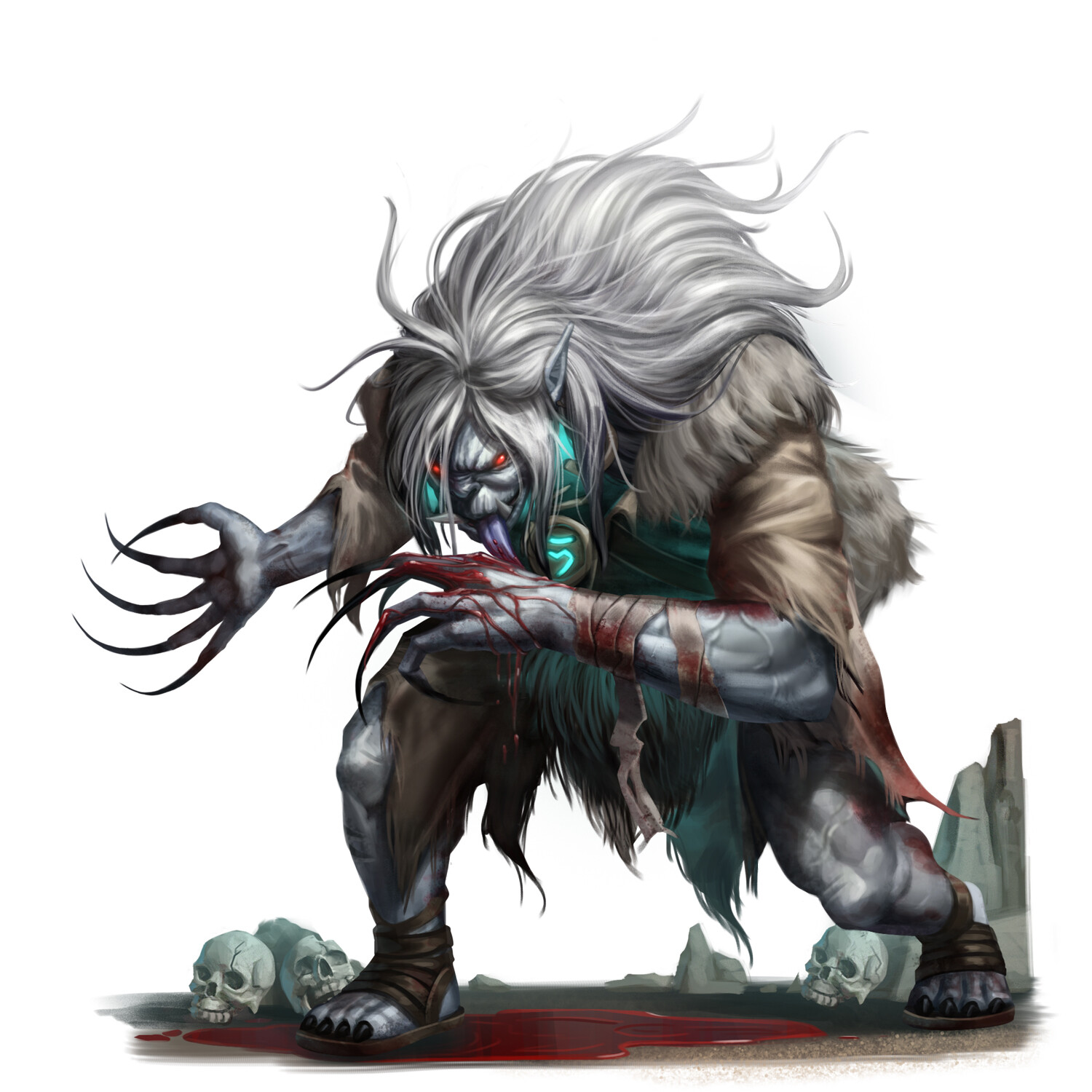 Orc Hag of Luthic