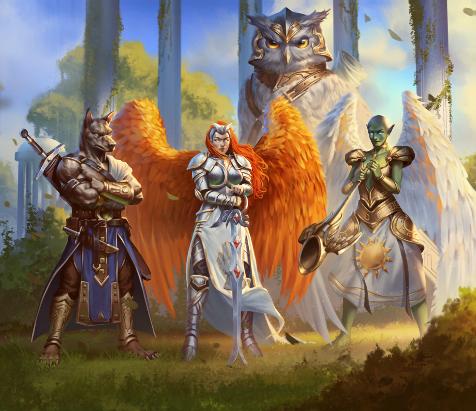 Archons Group 2
