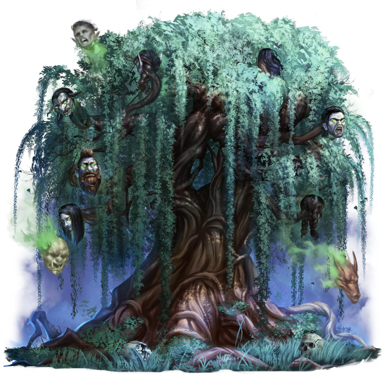 Death's Head Tree