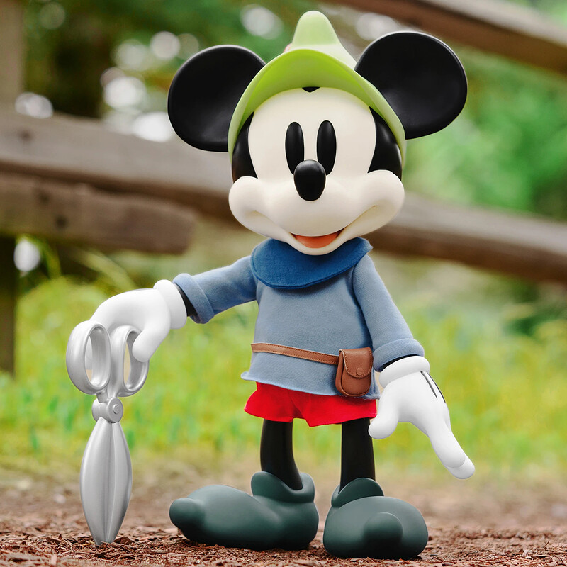 Supersize Brave Little Tailor Mickey Mouse