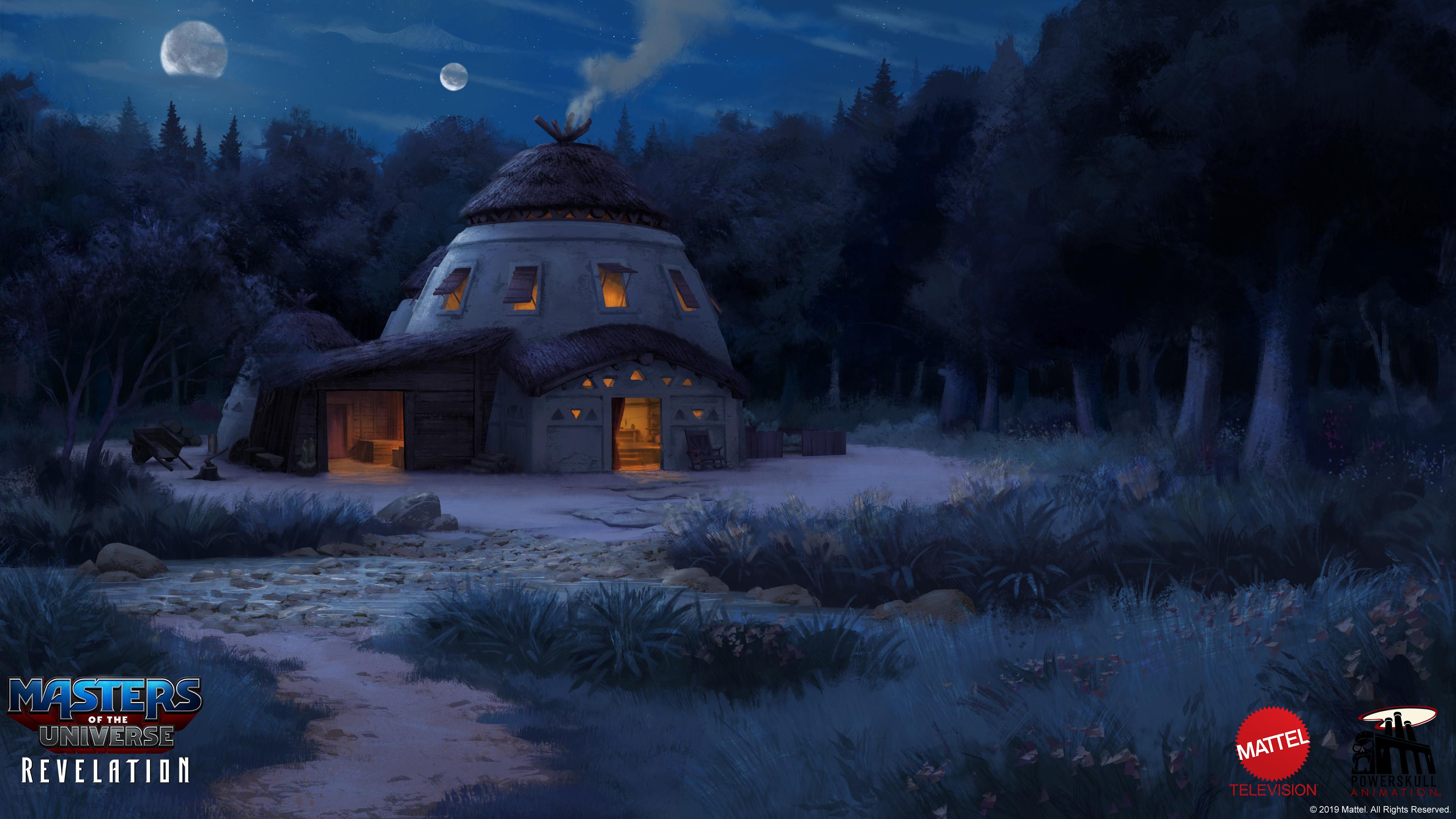 Duncan's Hut