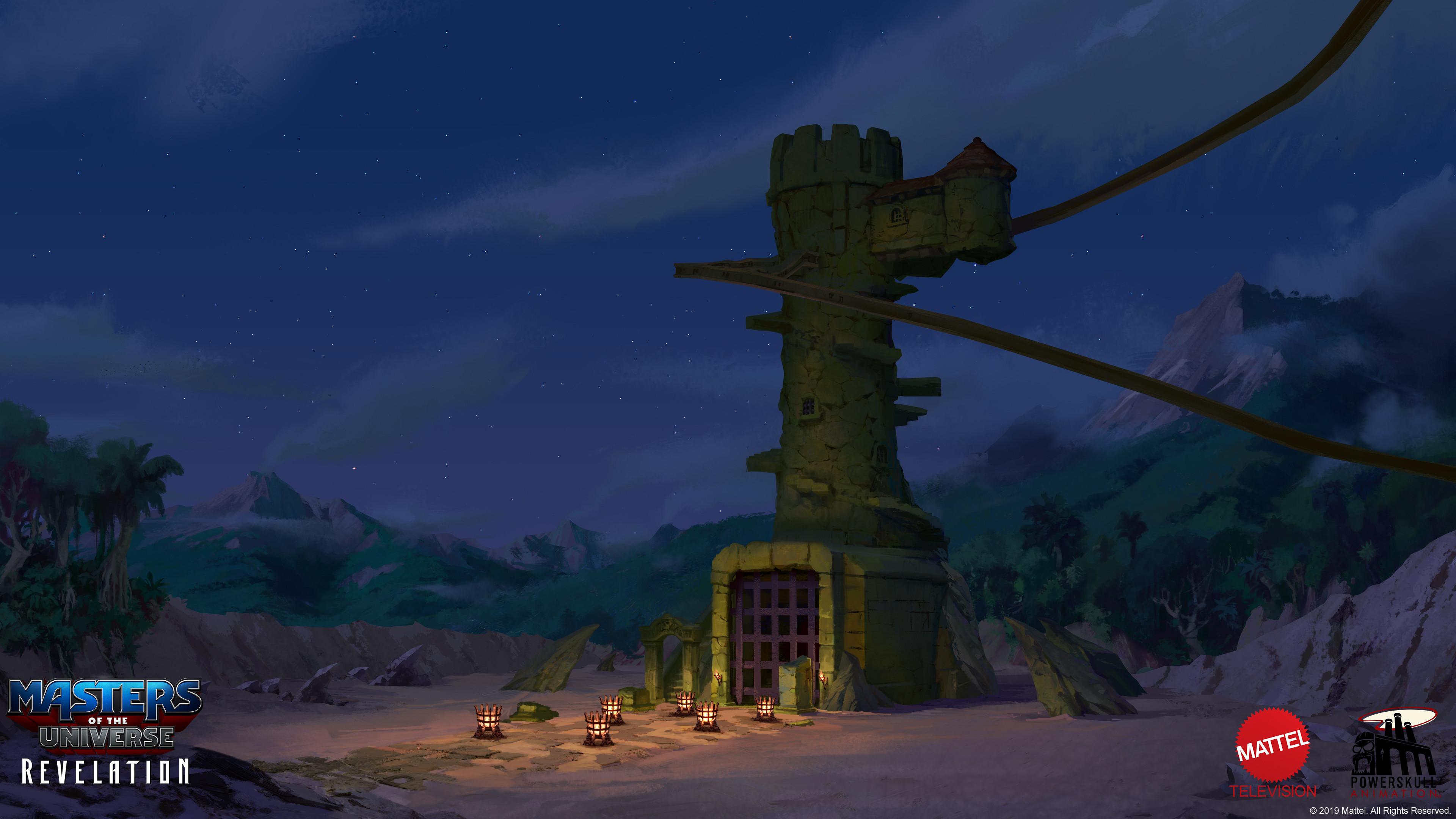 Grayskull Tower
