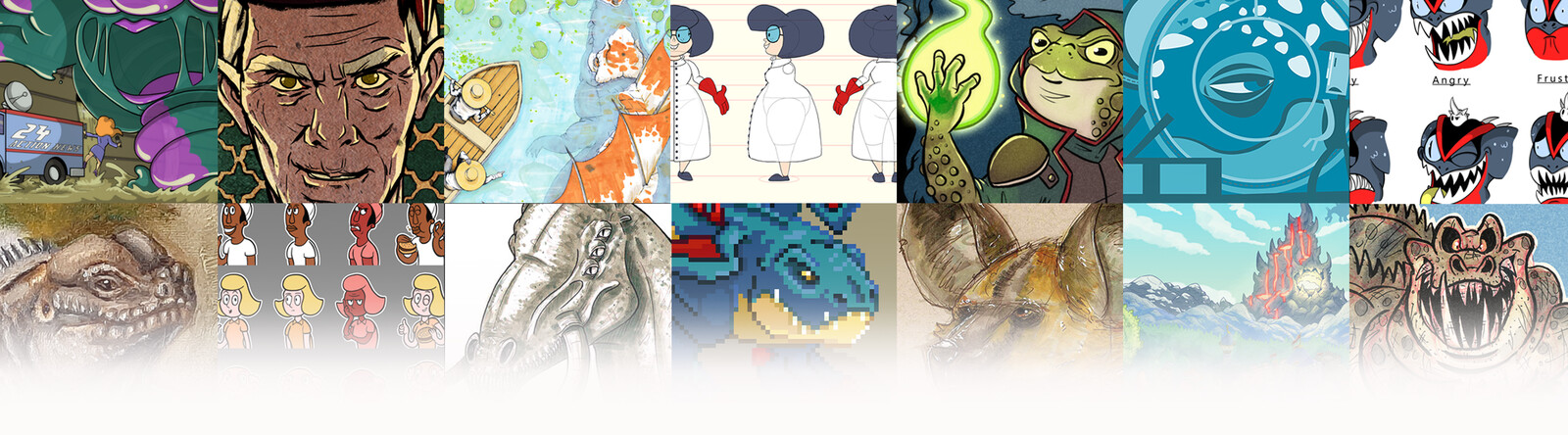 Molly Heady-Carroll: Visual Development and Character Design