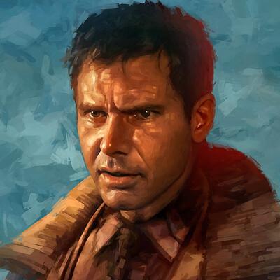 Brian taylor deckard portrait