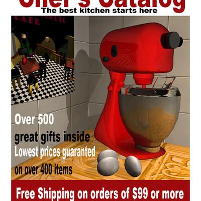 Winston harrell jr chefs catalog 2