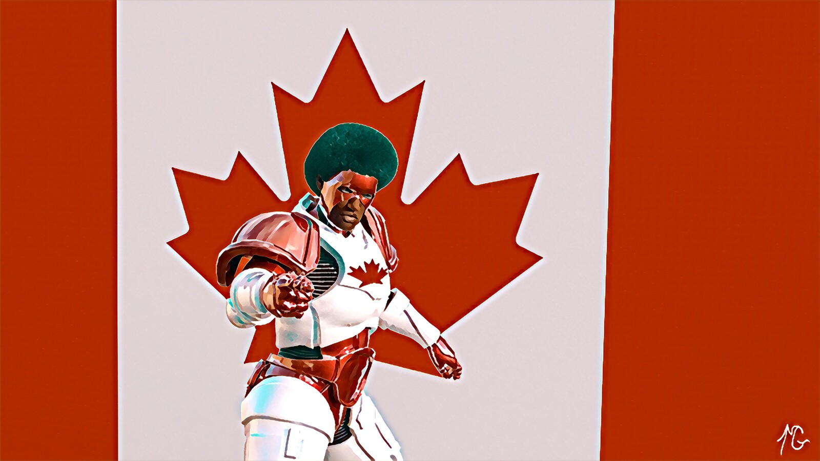 The Canadian Shield wants YOU!