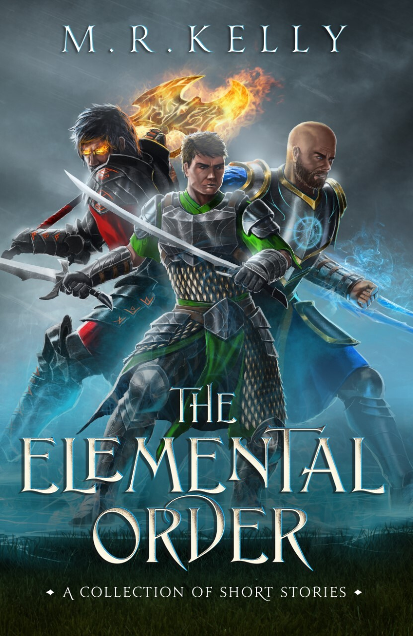 The Elemental Order - Book Cover