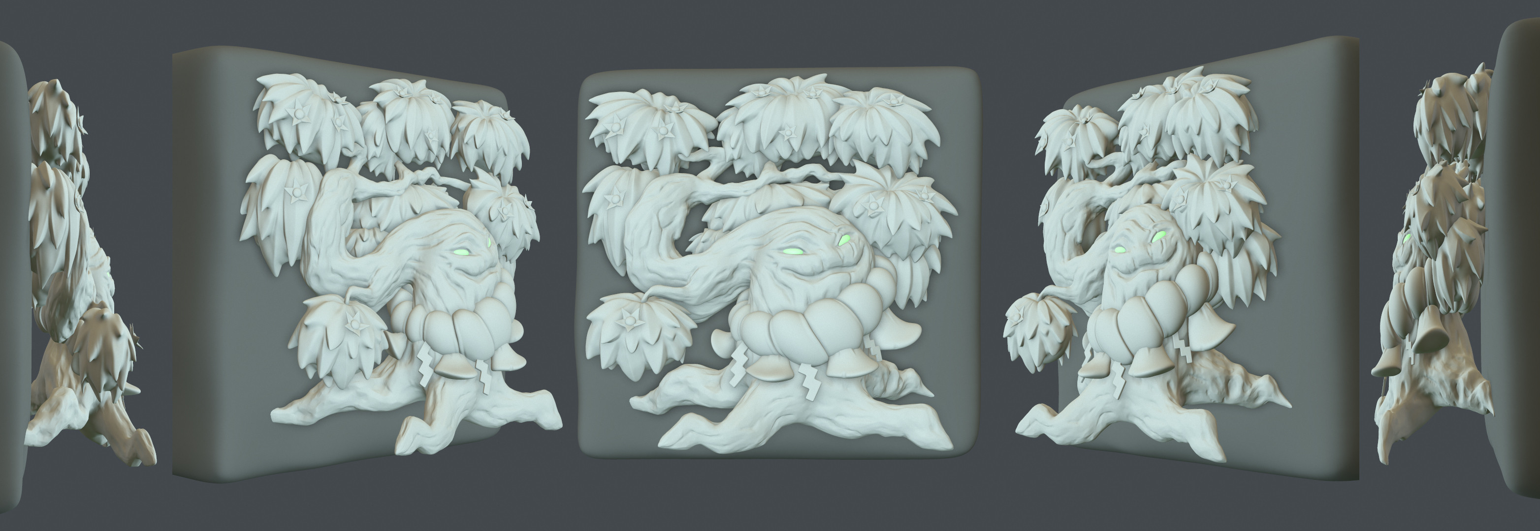 Highpoly Sculpt