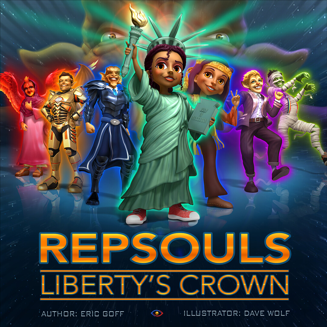 Liberty's Crown cover