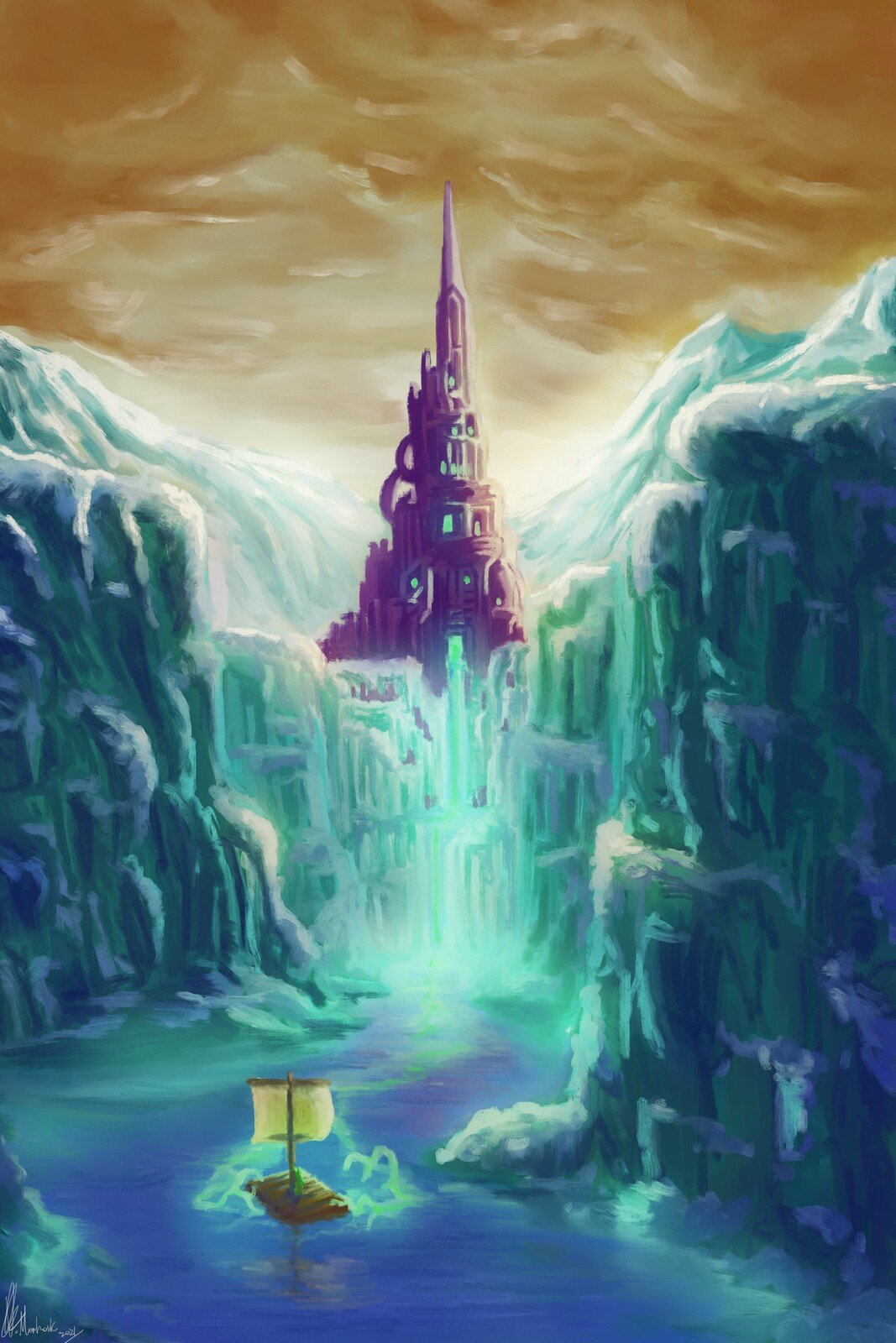 Home of the Arch Lich