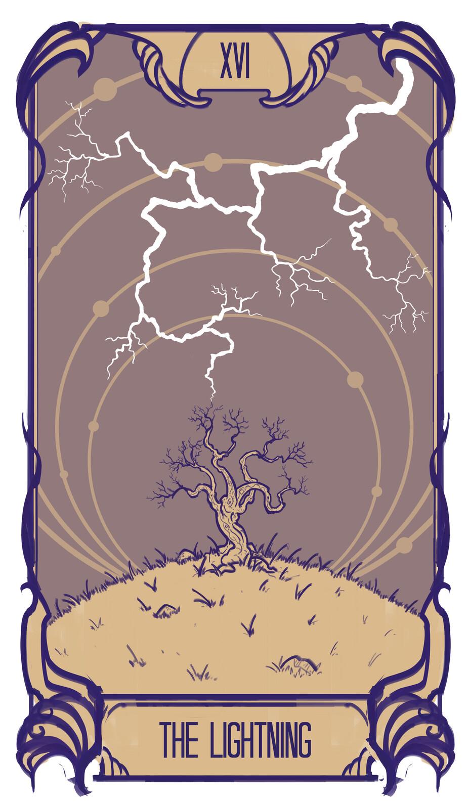 16. The Lightning