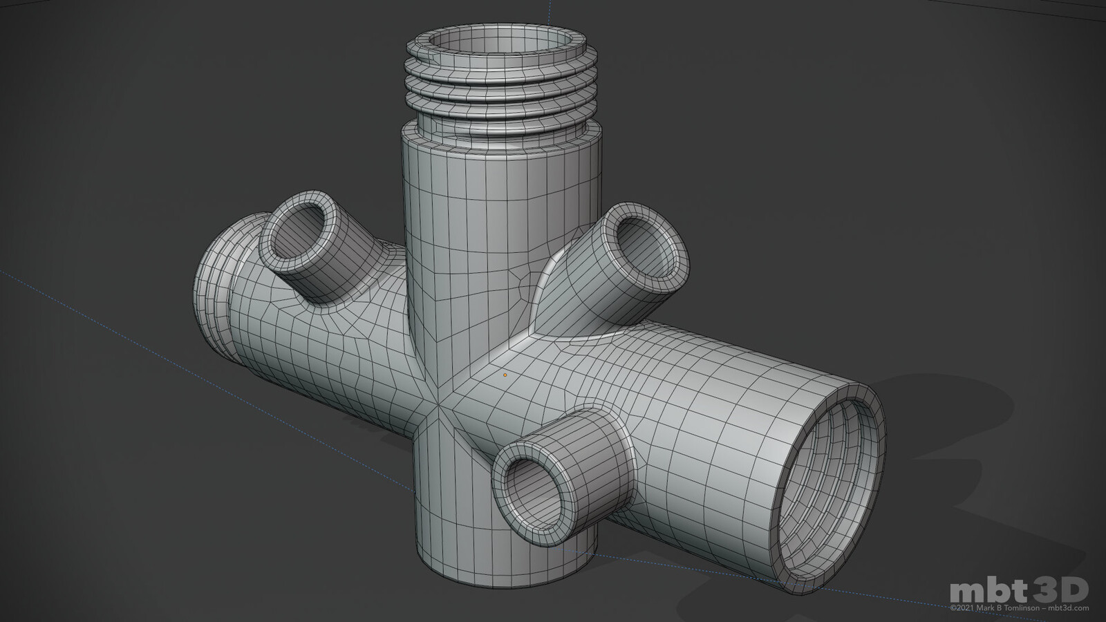 Sub-D Pipe Test: Wire