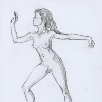 Jarien skywall 2020 04 11 figure drawing from art models 4 book