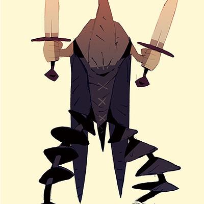 Satoshi matsuura 2020 06 25 assassin hobbit from the mirror mirror s