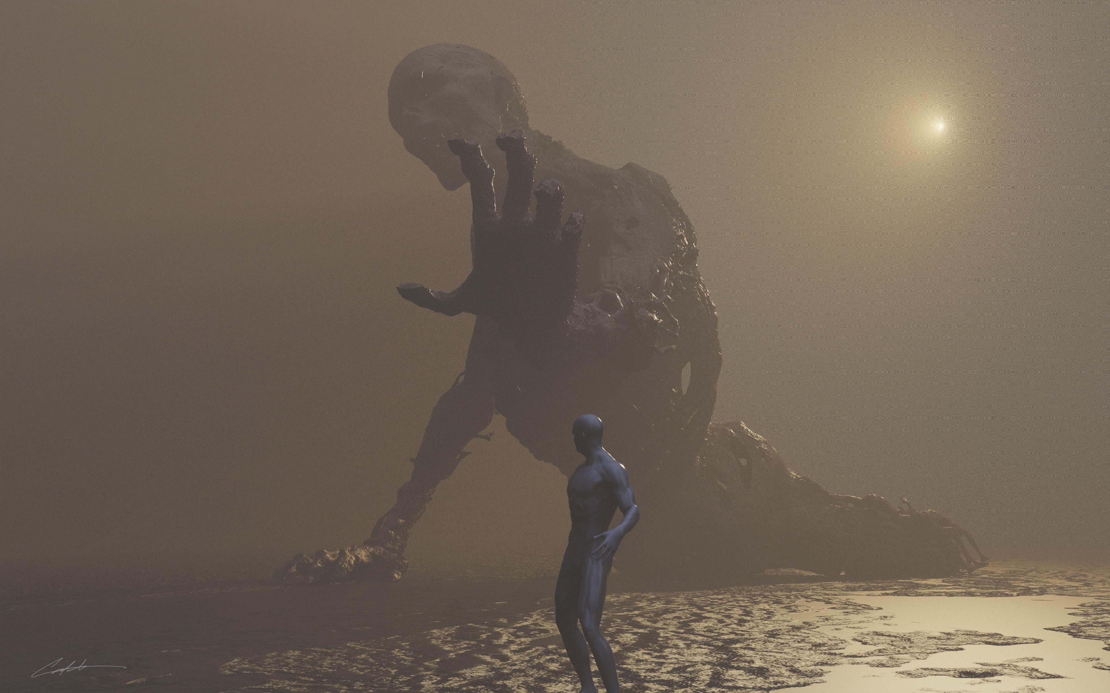 Lisey's Story Creature exploration