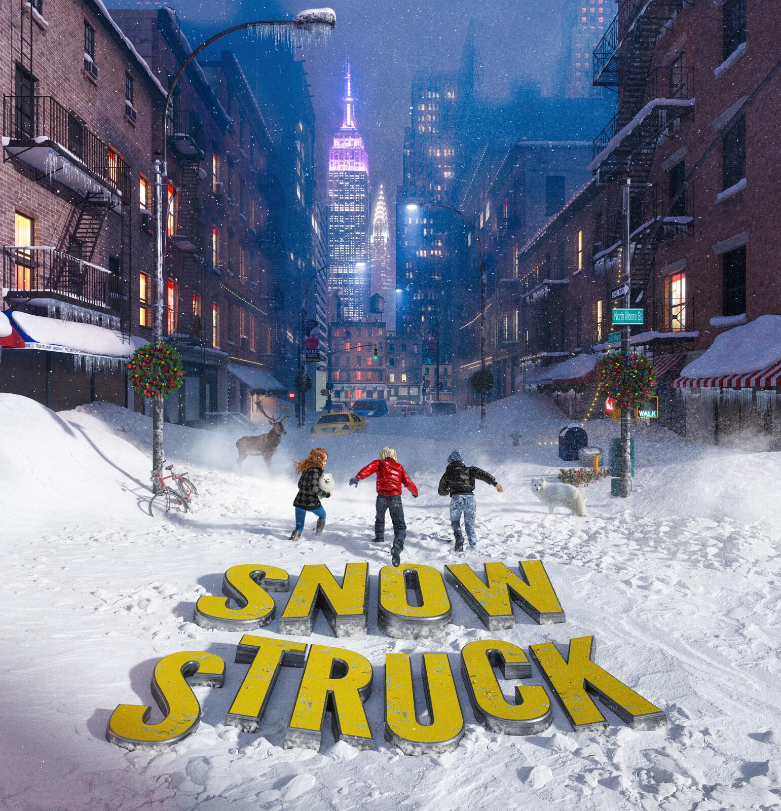 Snow Struck