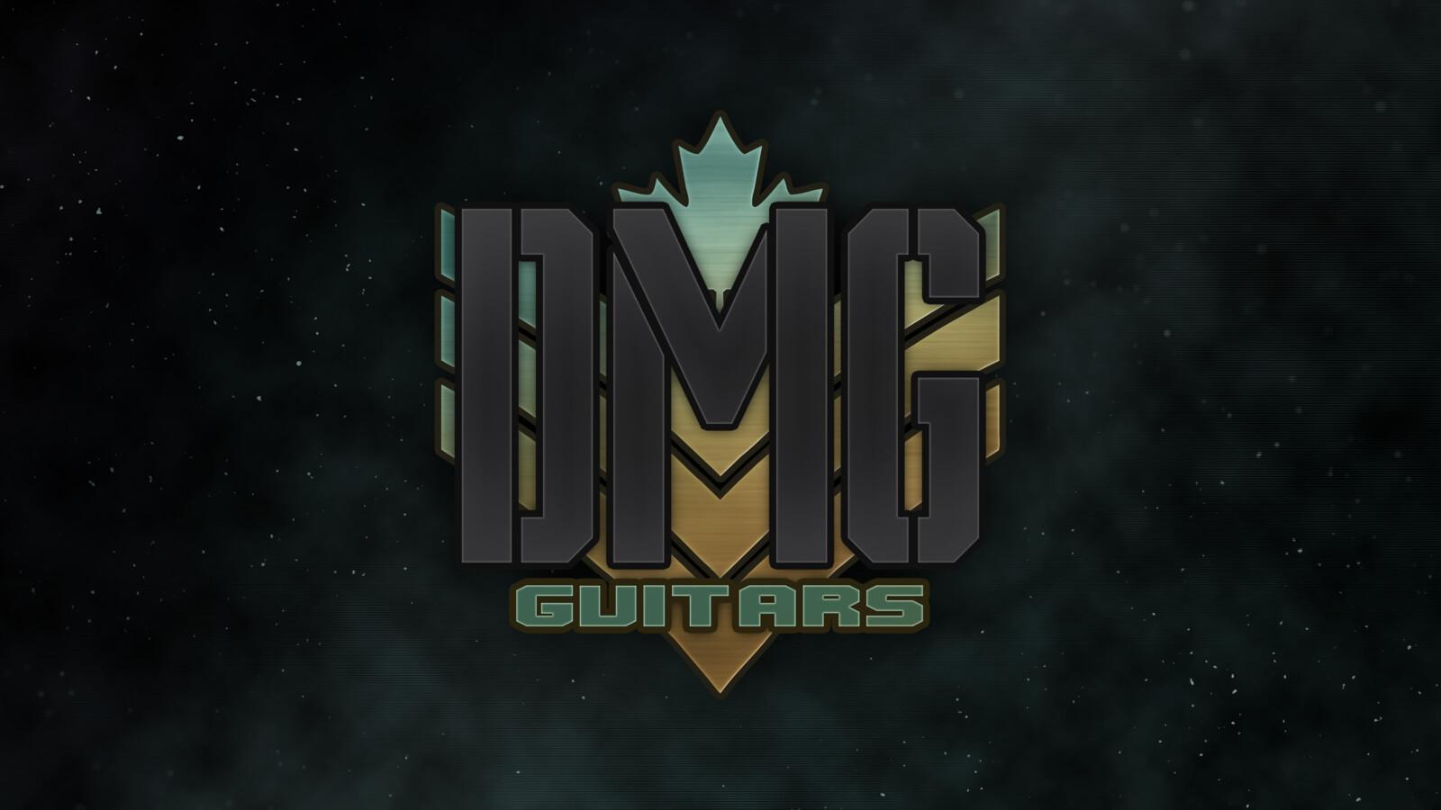 DMG Guitars Graphics