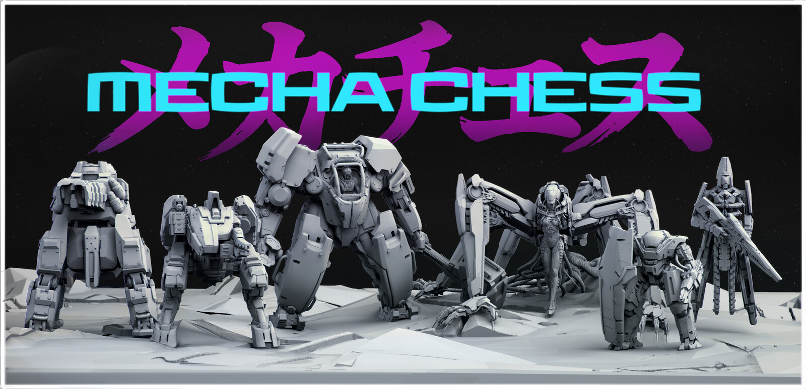 MECHA CHESS