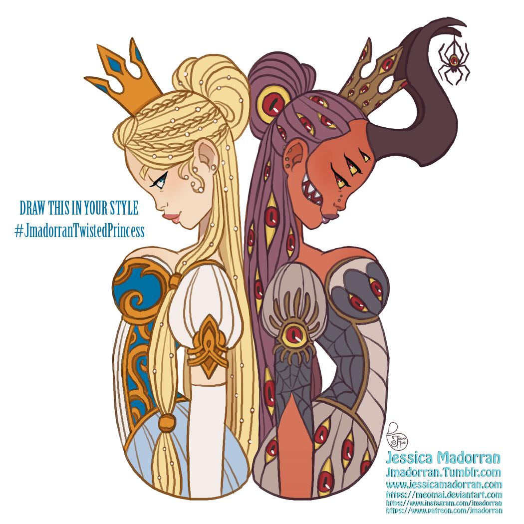 DTIYS - Twisted Princess