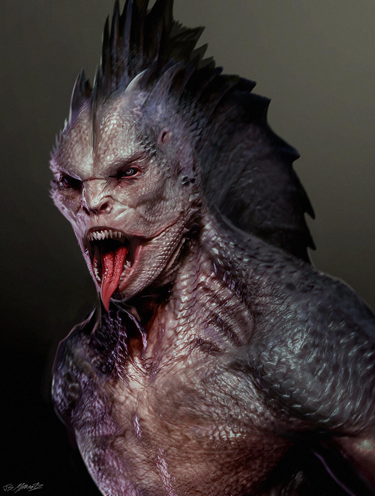 Grimm Season 5 Wesen Designs