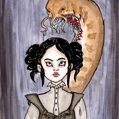 Thomas roberts goulden veil worm rosa ravenbourne