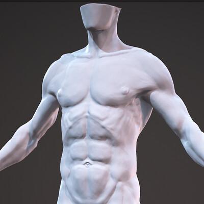 Alex murphy anatomystudy front