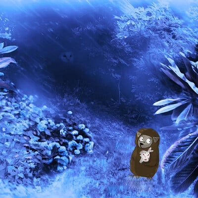 Aaron clements 2hedgehog in the fog by leone irlandese d2z6vzg