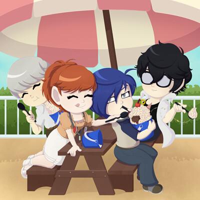 Ice cream buckets