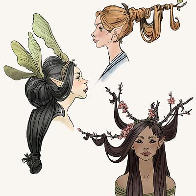 Kacey lynn fairyhair1