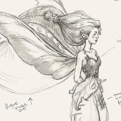 Kacey lynn beetle fairy