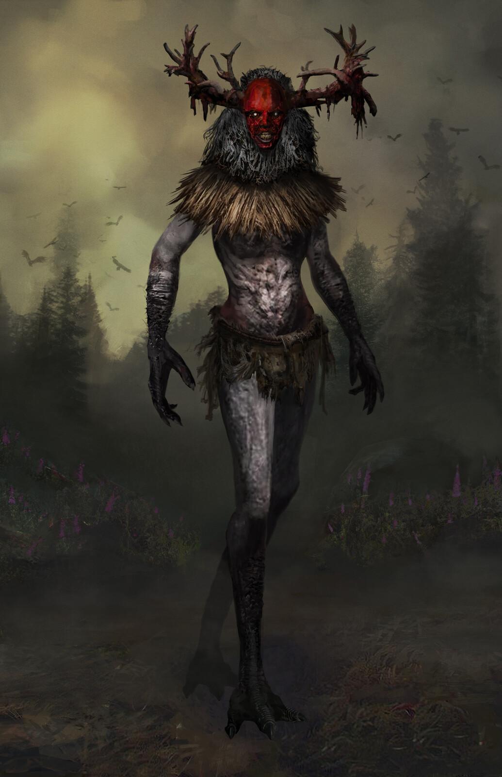 The Feral - Elder