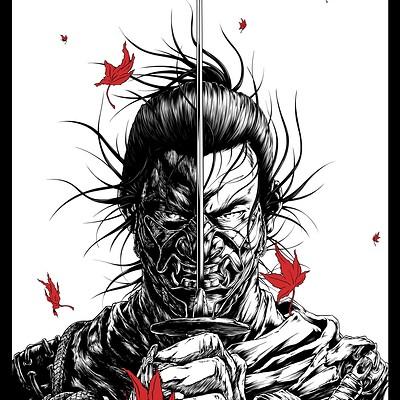 Patrik roy tsushima v1 0 artstation01