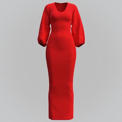 Nana jimoh dress