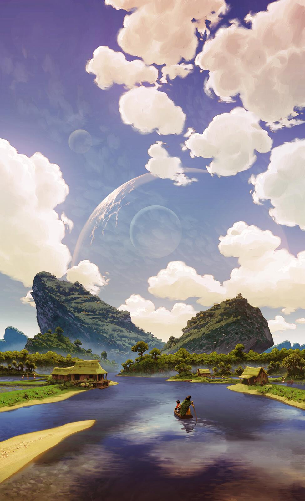 The Wormworld Saga - Chapter 5, Panel 90