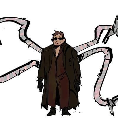 Doc Oc ( Spiderman 2 )