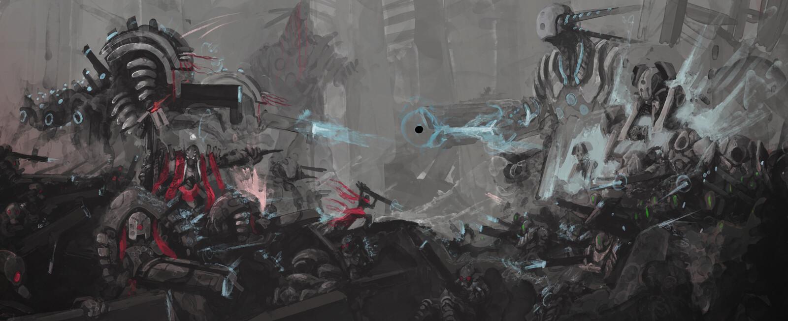 War of the destroyer
