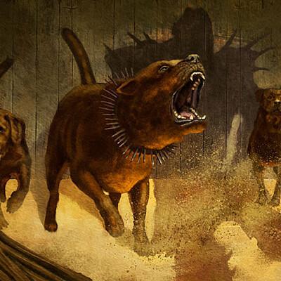 Erich schreiner bloodhound
