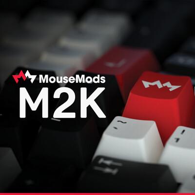 MouseMods M2K Keycaps