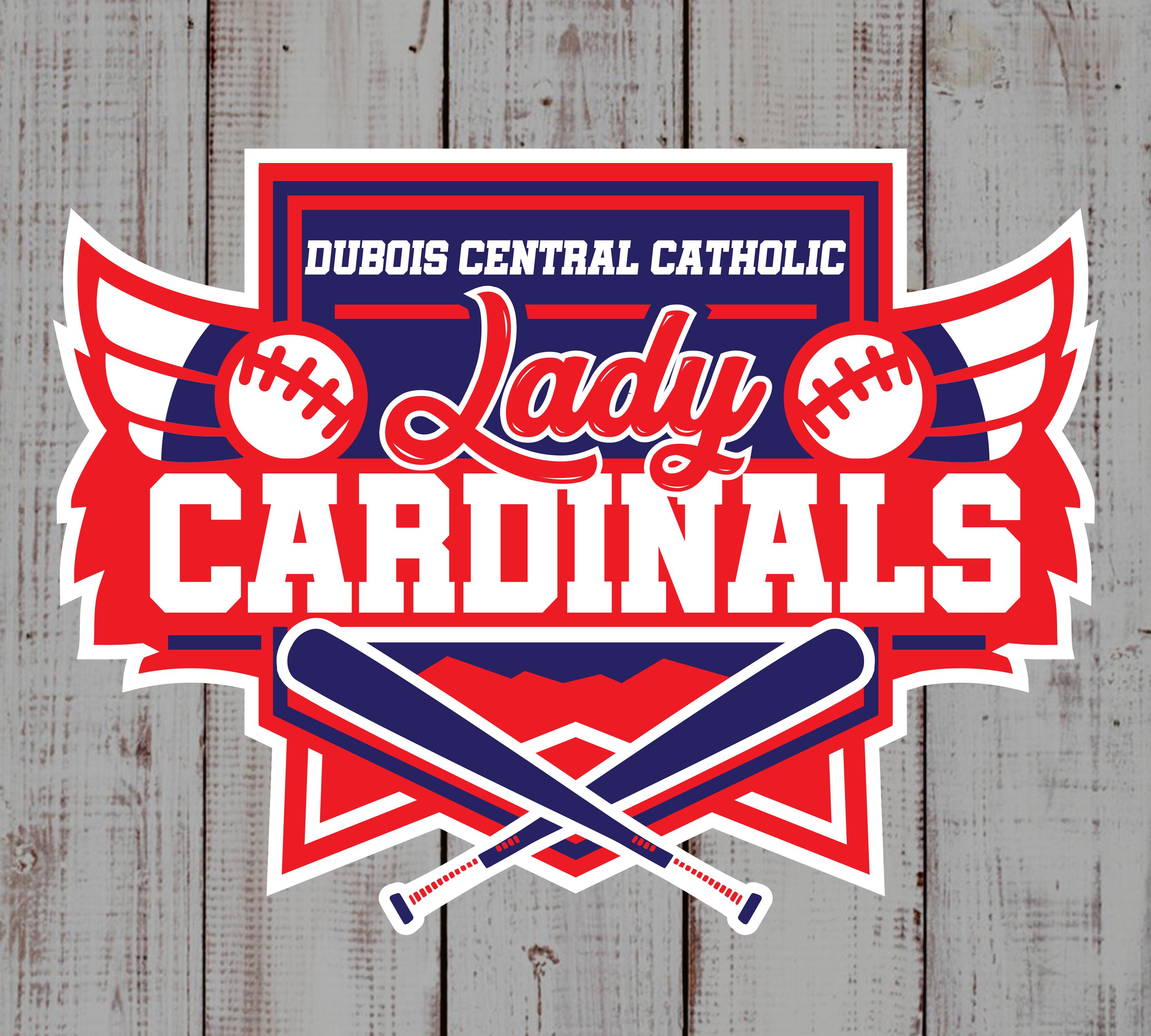 Lady Cardinals Logo