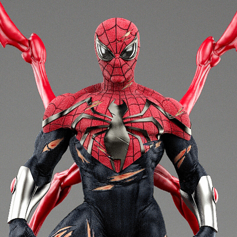 Superior Spider & Spider Slayer.