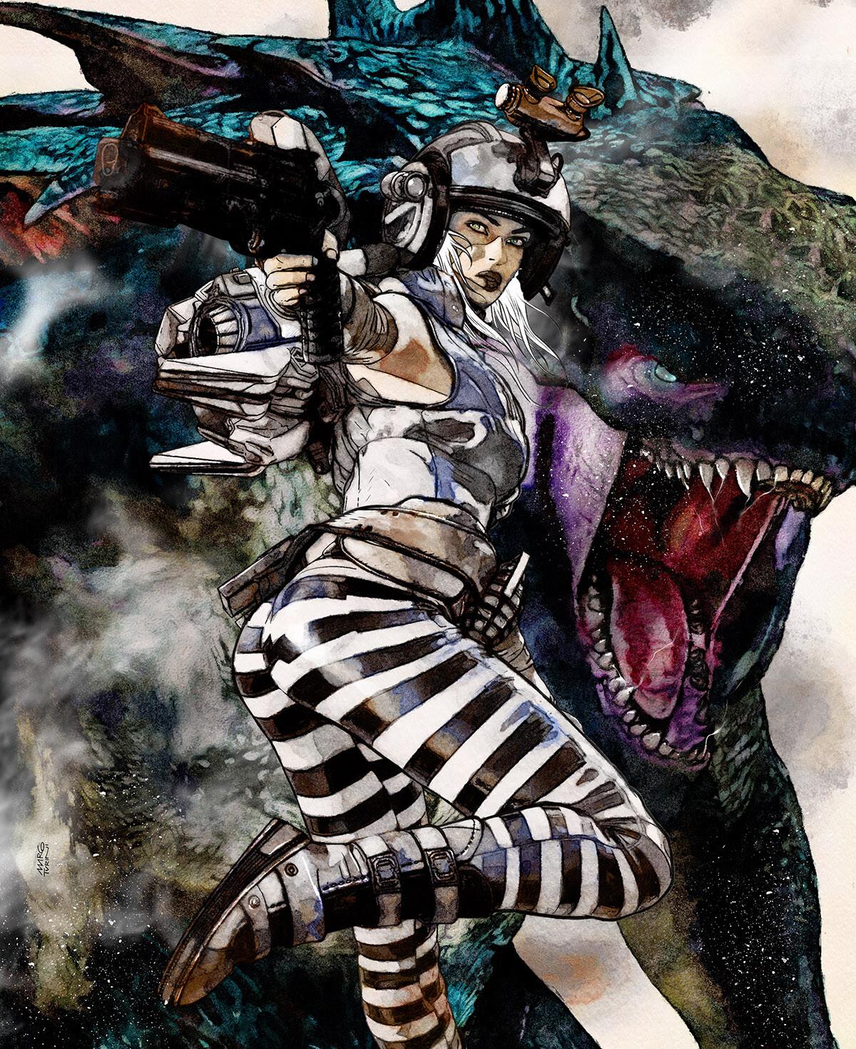 22 Illustration Cover