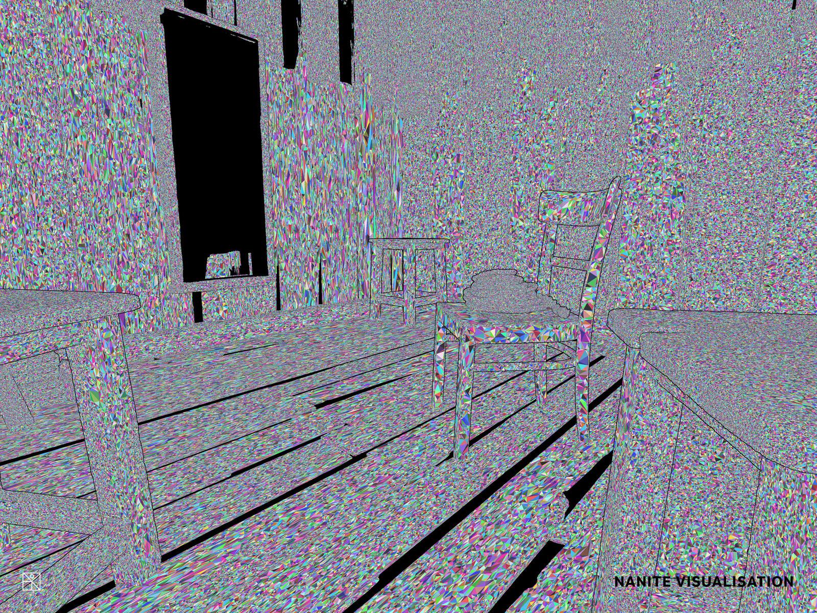 Nanite Visualisation