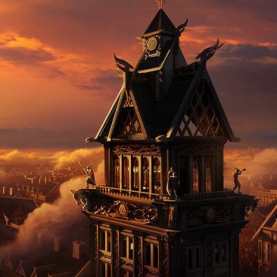 Erik nykvist erik nykvist valhalla tower