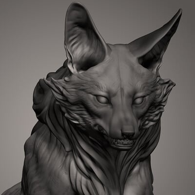 Krystal sae eua manedwolf